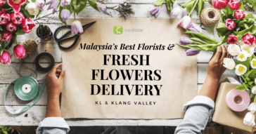 Best Fresh Flowers Delivery Malaysia KL